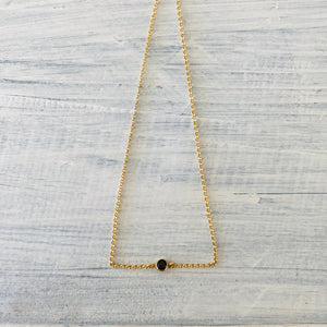 `Alohi Necklace (Black)