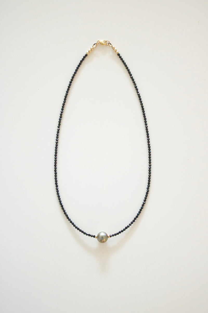 Tahitian Midnight Necklace