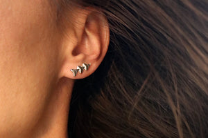 Striker Studs - Keani Jewelry