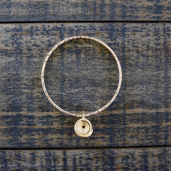 Puka Dangle Bangle