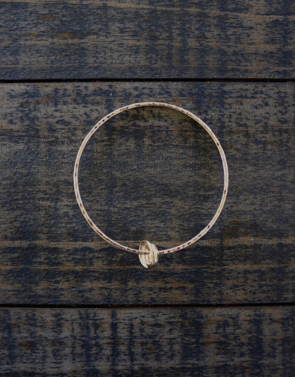 Puka Luxe Bangle, Puka shell Jewelry, Keani Hawai'i