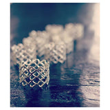 Mermesh Ring designed by Keani Jewelry