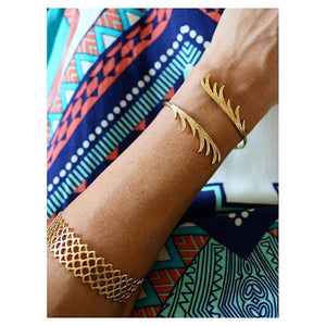 MerMesh Cuff by Keani Jewelry