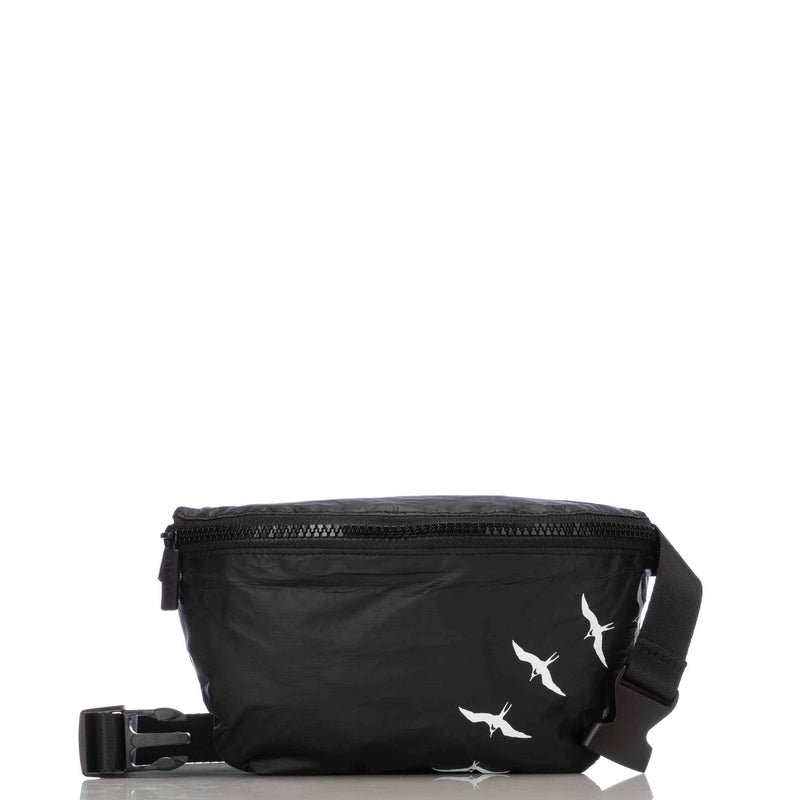 Iwa Birds Mini Hip Pack / Black