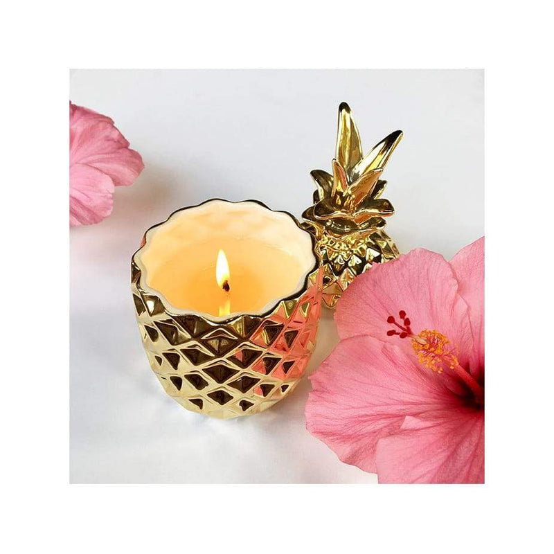 Malie Organics Soy Golden Pineapple Candle