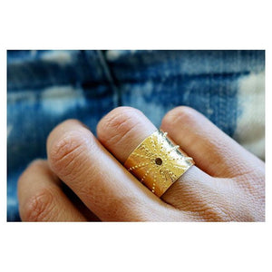 Tides Urchin Ring- Keani Jewelry