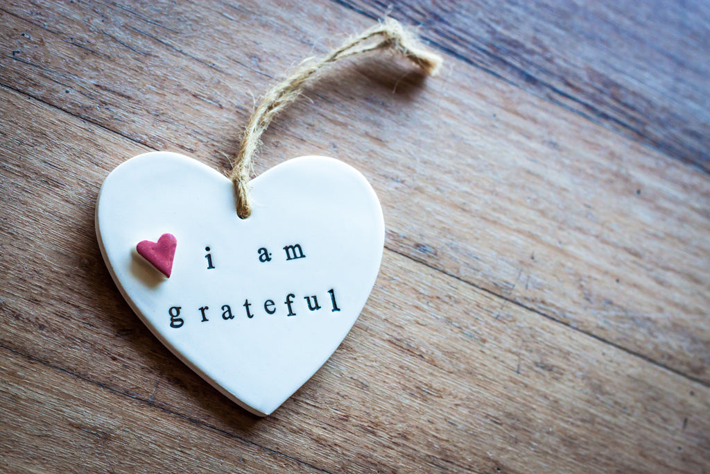 Self-Care & Adding Gratitude to Your Daily Routine