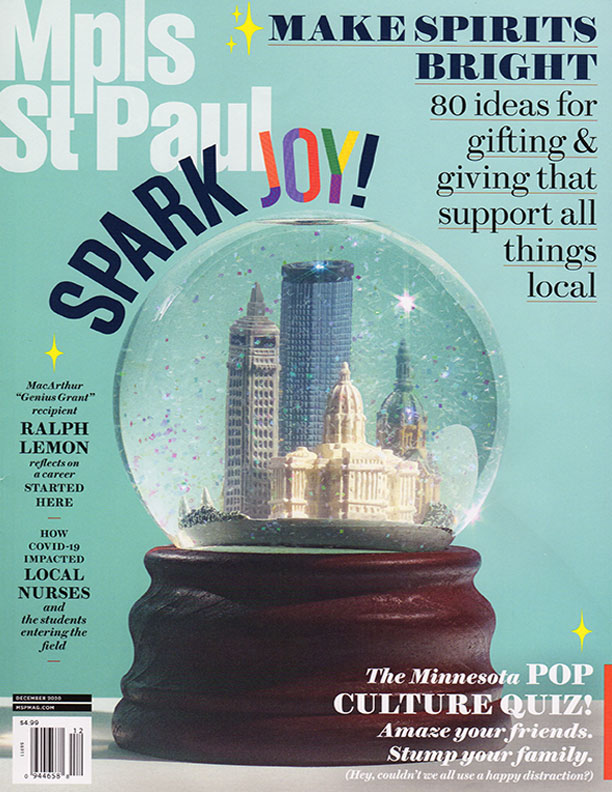 MPLS.ST.PAUL MAGAZINE — DECEMBER 2020