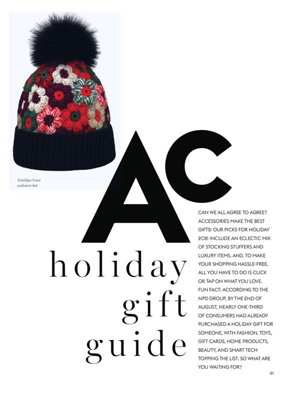 Accessories Council Holiday Gift Guide