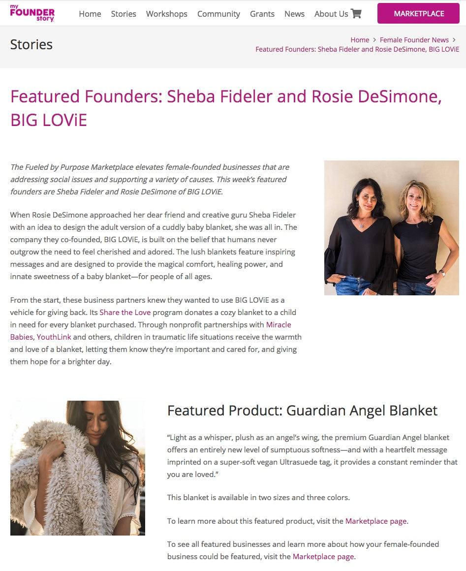 My Founder Story Featured Founders