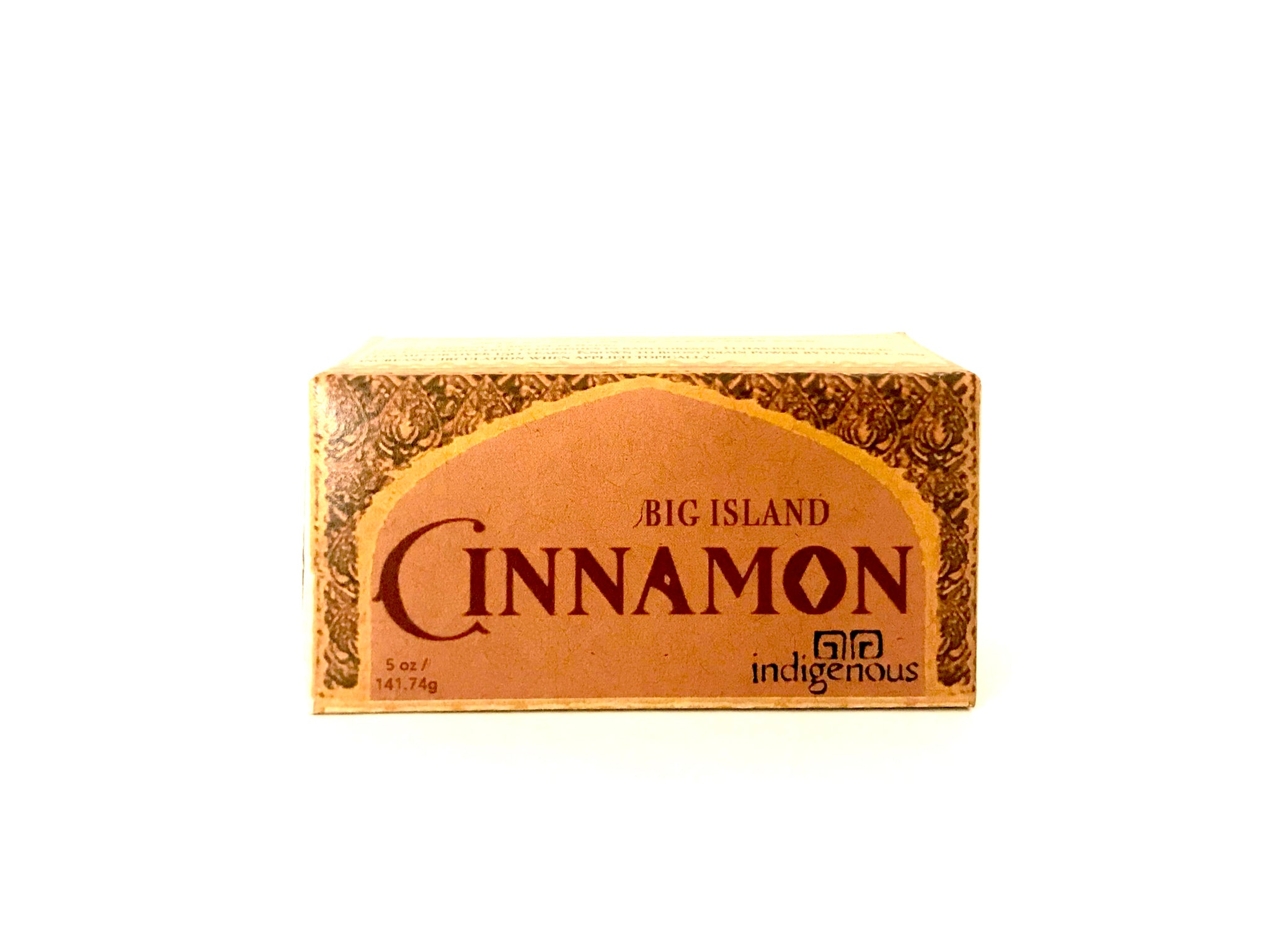 Seasonal: Big Island Cinnamon Soap