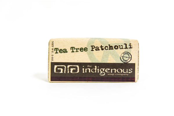 Tea Tree Patchouli