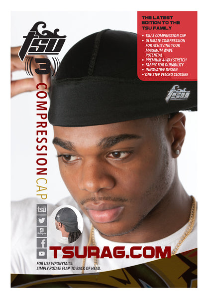 The Tsu3 Compression Cap