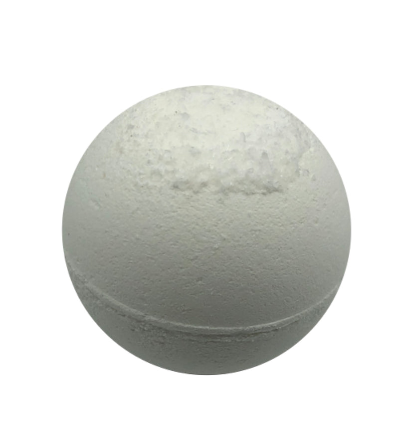 Stimulating- Spearmint + Natural Menthol Crystals Organic Bath Bombs
