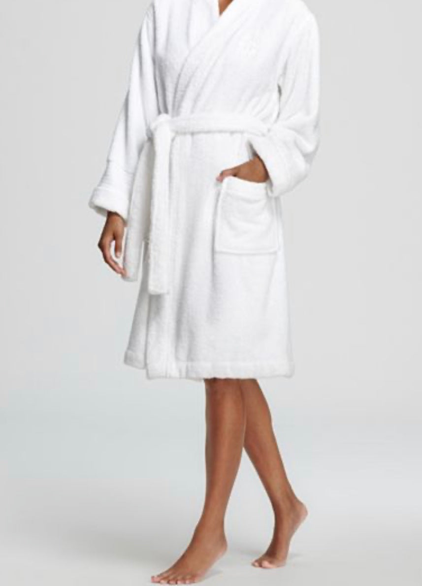 Terry Luxury Cotton Spa Robe
