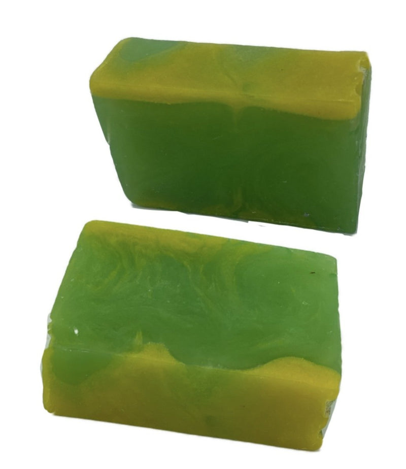 Citrus + Basil Cold Process Artisan Soap Bar