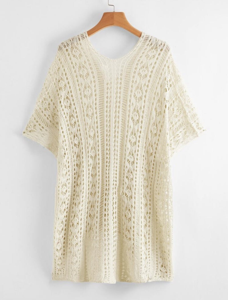 Jane Knit Cover Up
