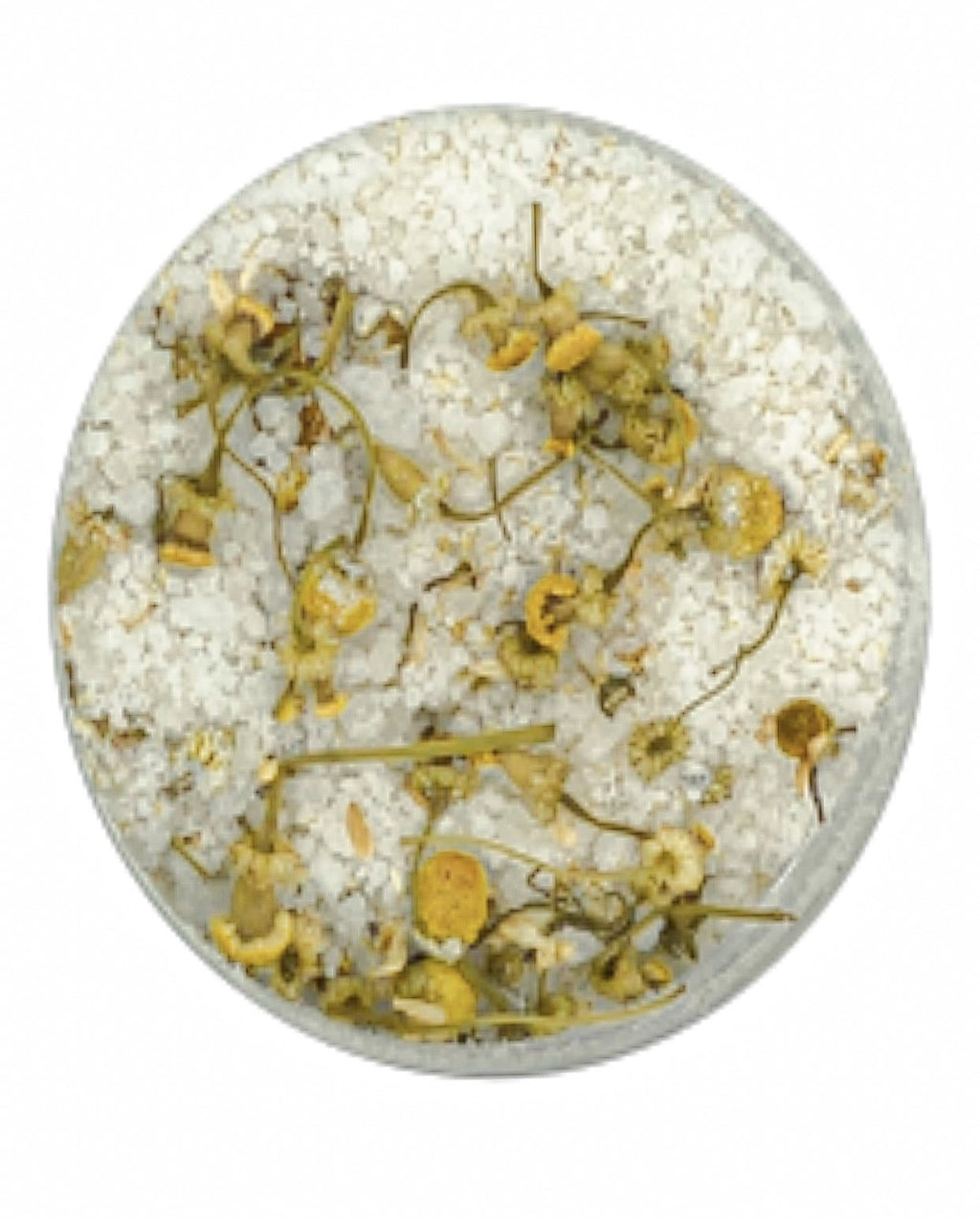 Chamomile Mineral-Infused Bath Tea Soak Detox