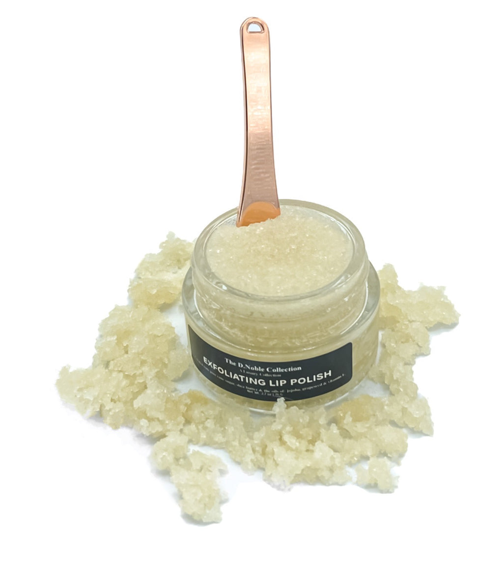 Sweet Sugar Exfoliating Sugar Lip Polish