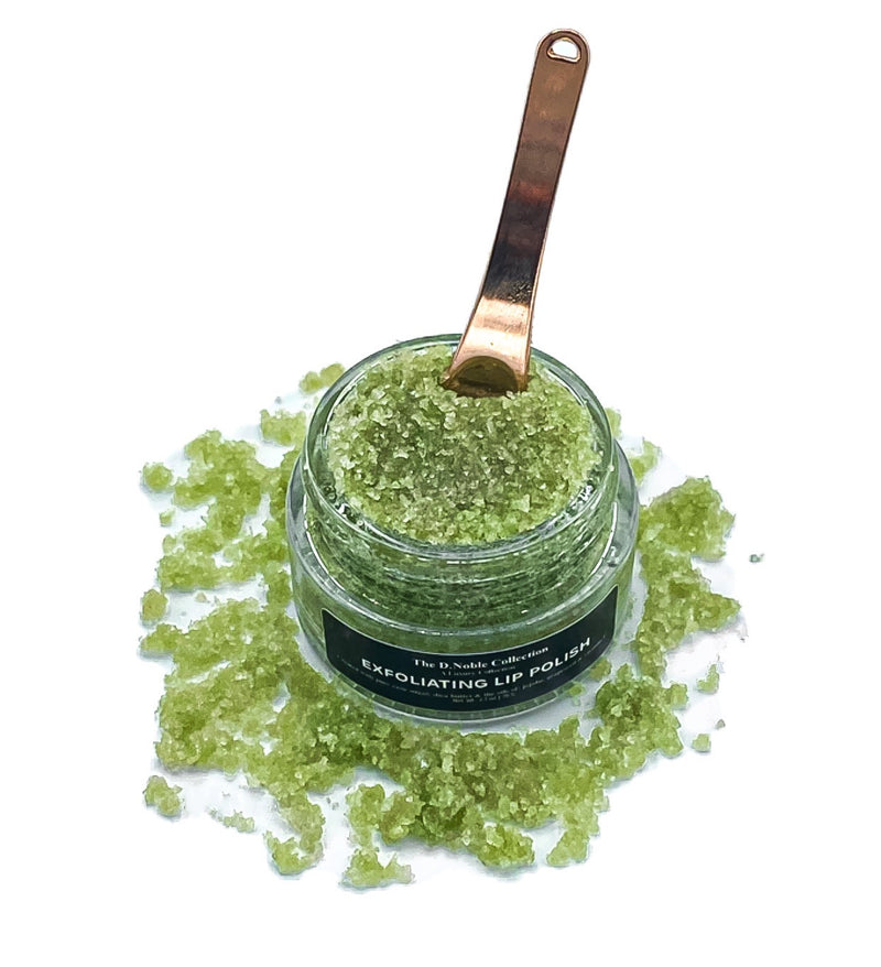 Minty Mojito Exfoliating Sugar Polish