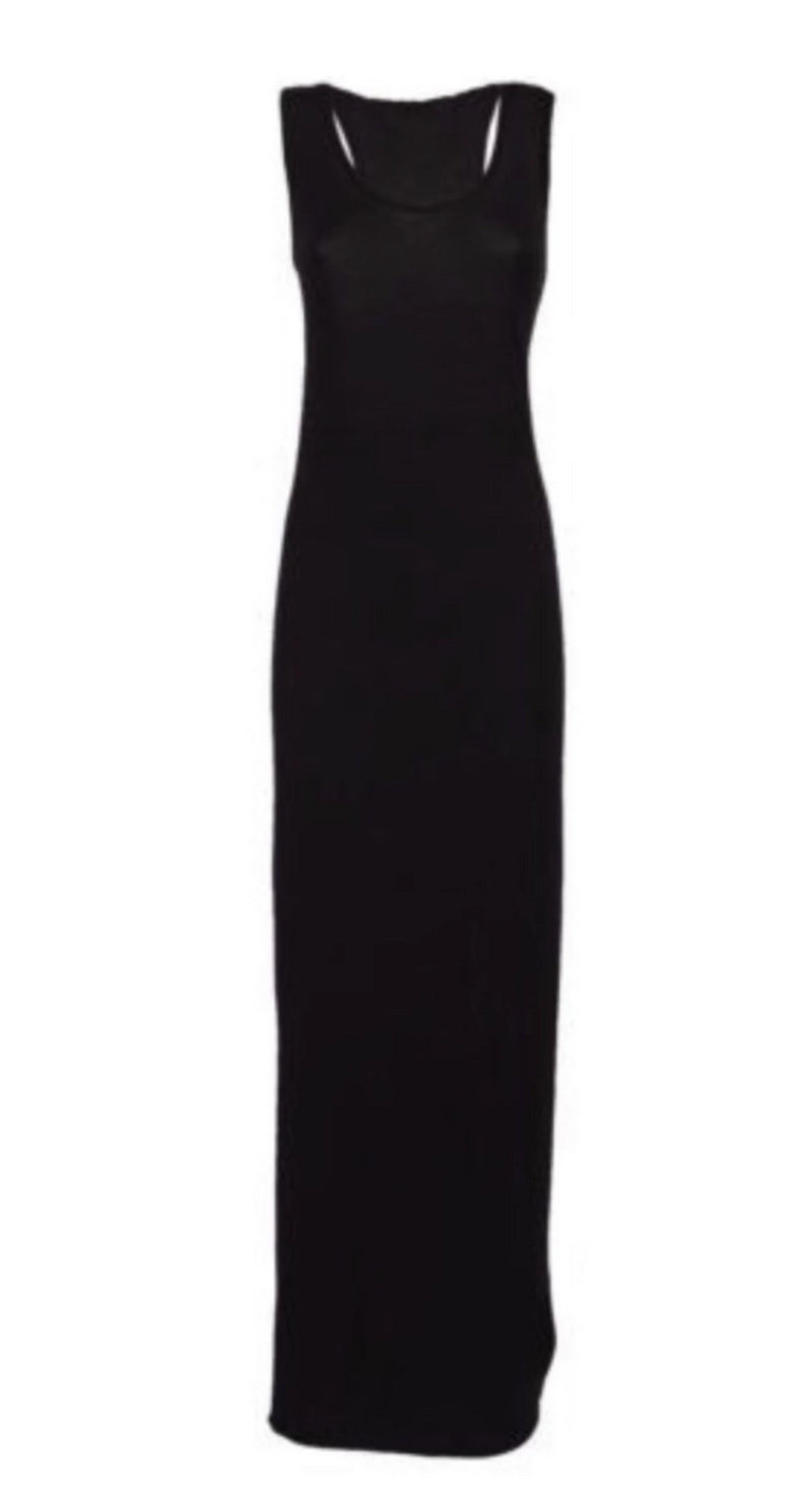 Jasmine Jersey Maxi Lounger Dress