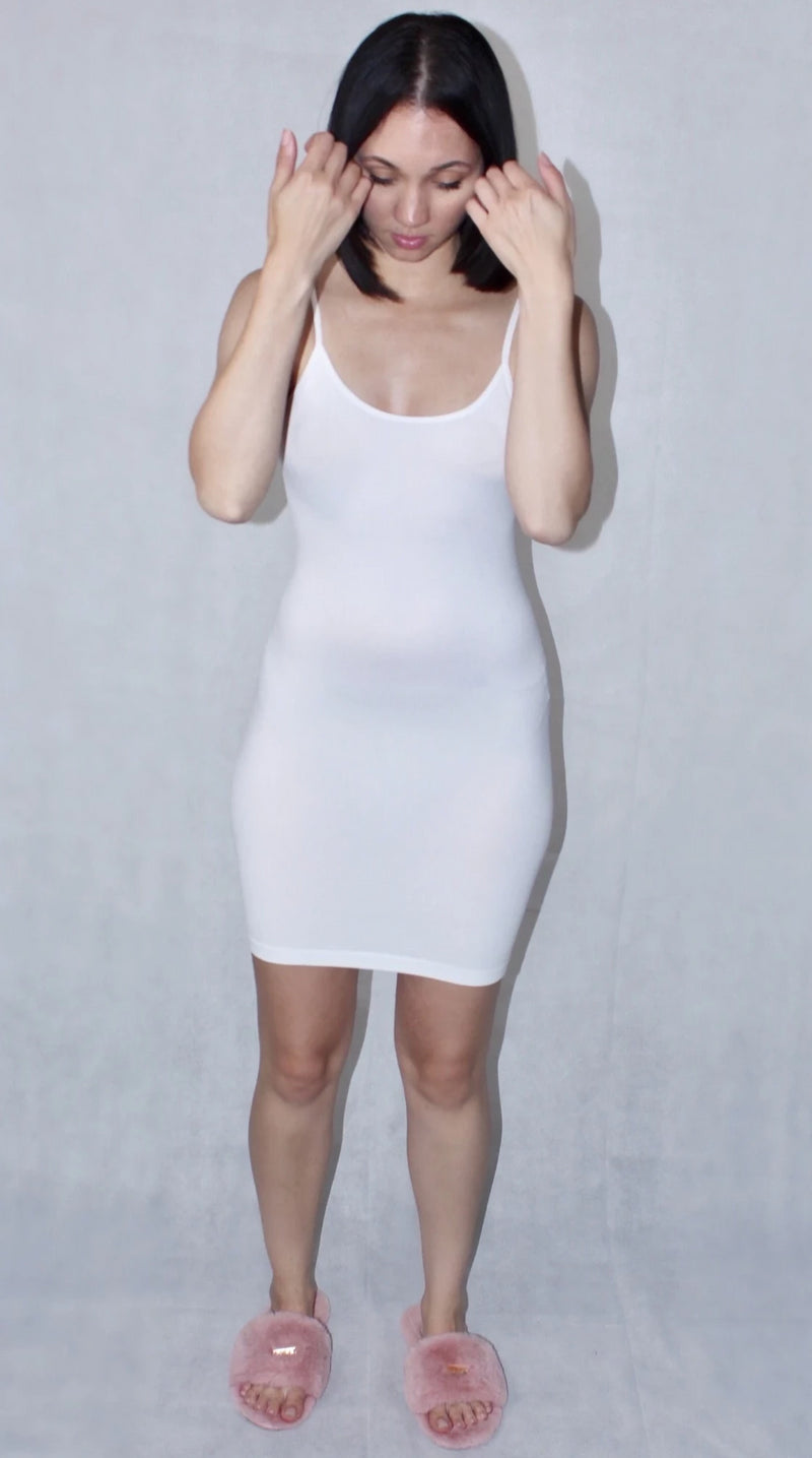 Cami Mini Bodycon Dress