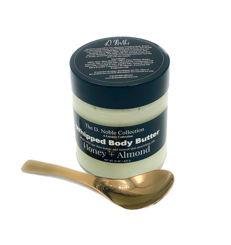 Naturally Scented Whipped Body Butter