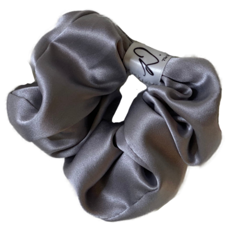100% Mulberry Silk Hair Scrunchies