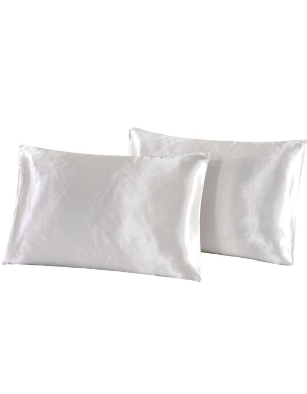 White Mulberry Silk Beauty Pillow Cover