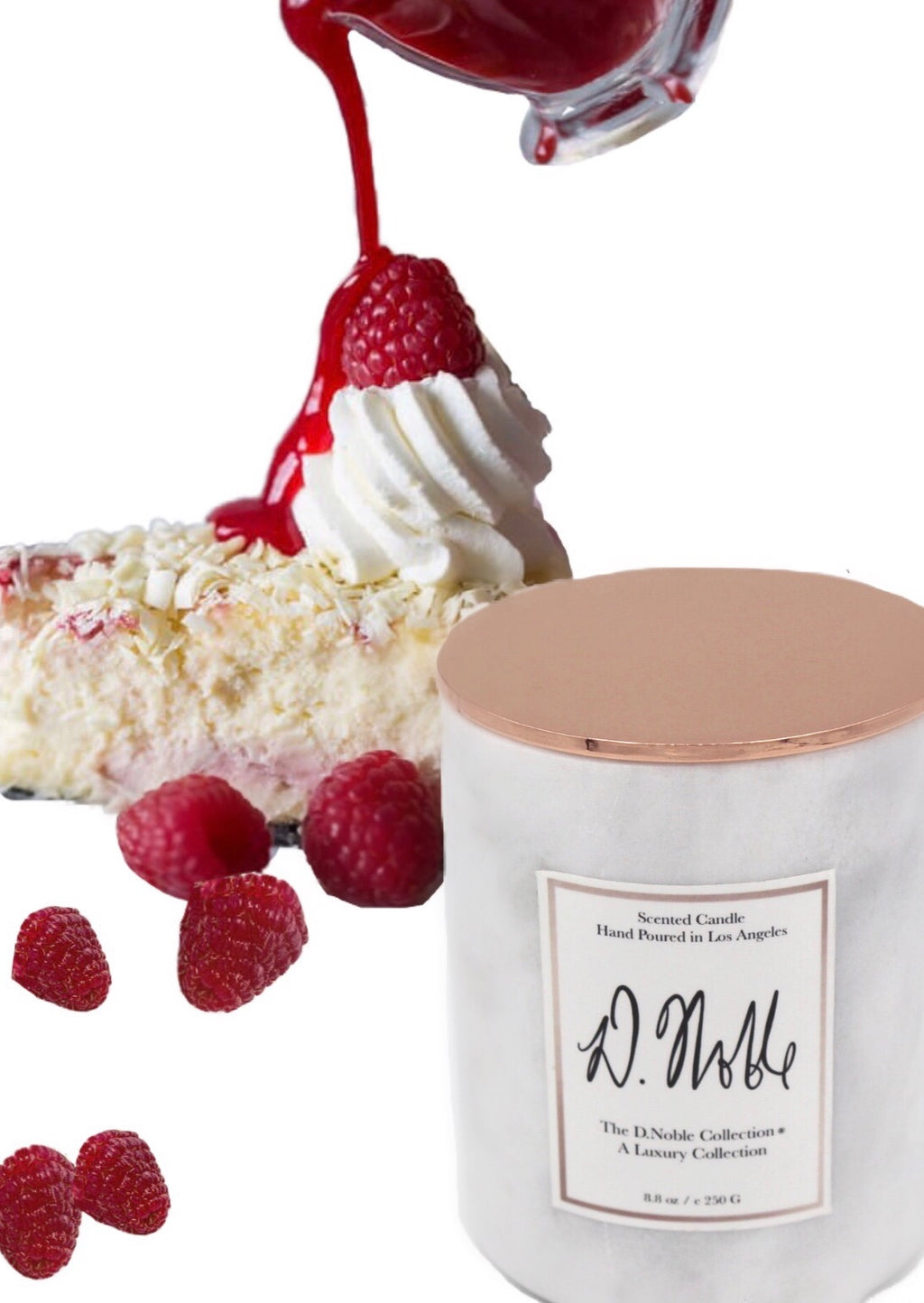 Sweet Dreams - White Chocolate Raspberry Truffle