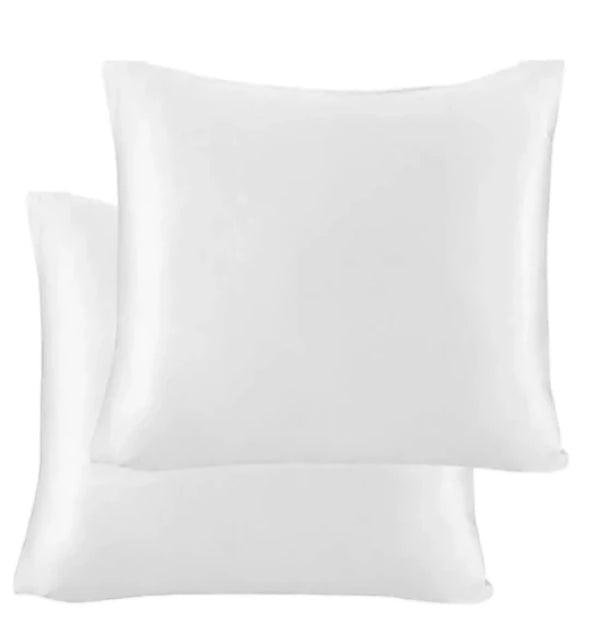 Smooth Operator - Silky Decorative Throw Pillows