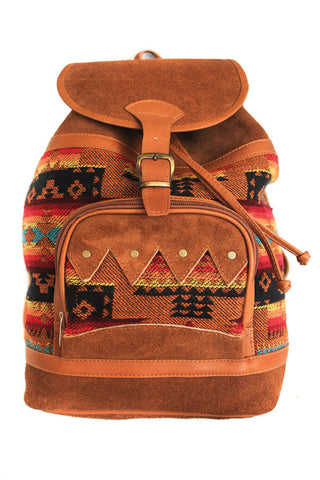Cuencana Mini Backpack - BeHoneyBee.com - New & Vintage Pieces for your Home and Closet - BeHoneyBee.com - 1