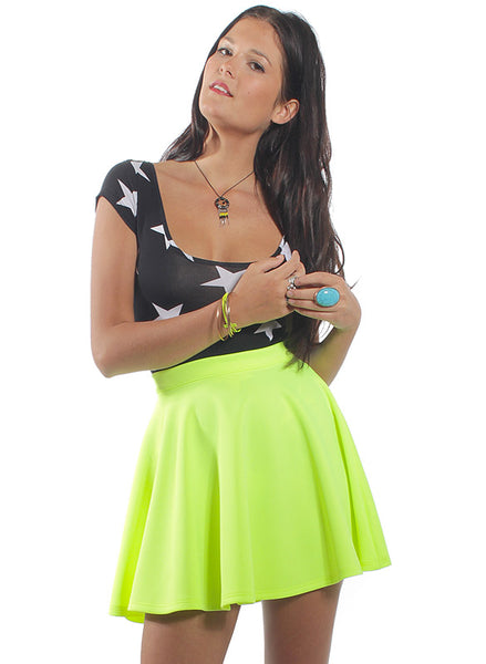 Teen Spirit Summer Skirt - Me - BeHoneyBee.com - 1