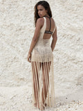 Indio Crochet Dress - Flook - BeHoneyBee.com - 2