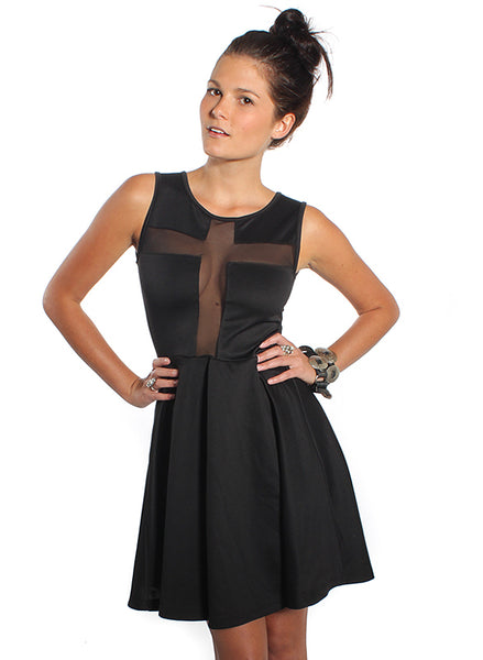 7 Sins Dress - Me - BeHoneyBee.com - 1