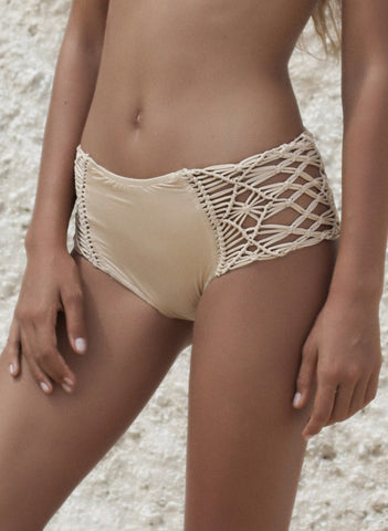 Desert Waves Hot Pants - Flook - BeHoneyBee.com - 1
