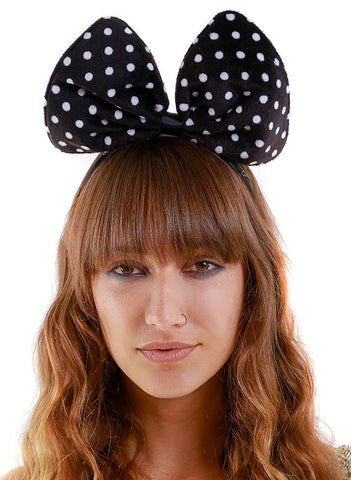 Minnie Headband - Me - BeHoneyBee.com - 1
