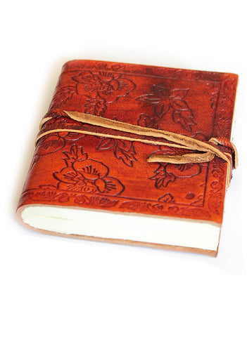 Mini Leather Journal - BeHoneyBee.com - New & Vintage Pieces for your Home and Closet - BeHoneyBee.com - 1