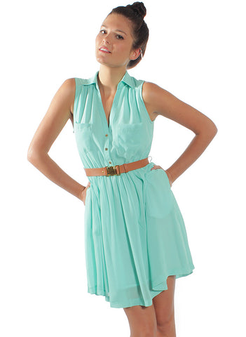 Betty Dress - Me - BeHoneyBee.com - 1