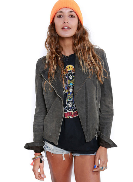 The PERFECT Leather Jacket - Vintage - Vintage - BeHoneyBee.com - 1