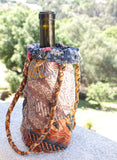 Bohemian Wine n' Water Tote - BeHoneyBee.com - New & Vintage Pieces for your Home and Closet - BeHoneyBee.com - 2