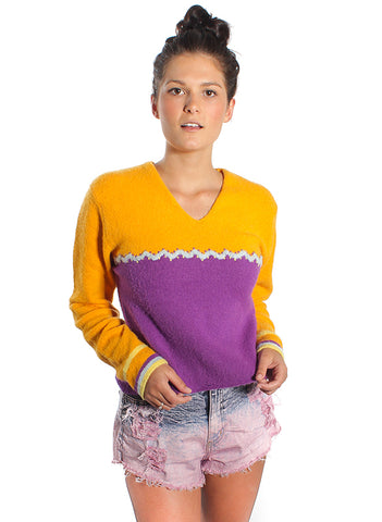 Empire Records Sweater - Me - BeHoneyBee.com - 1