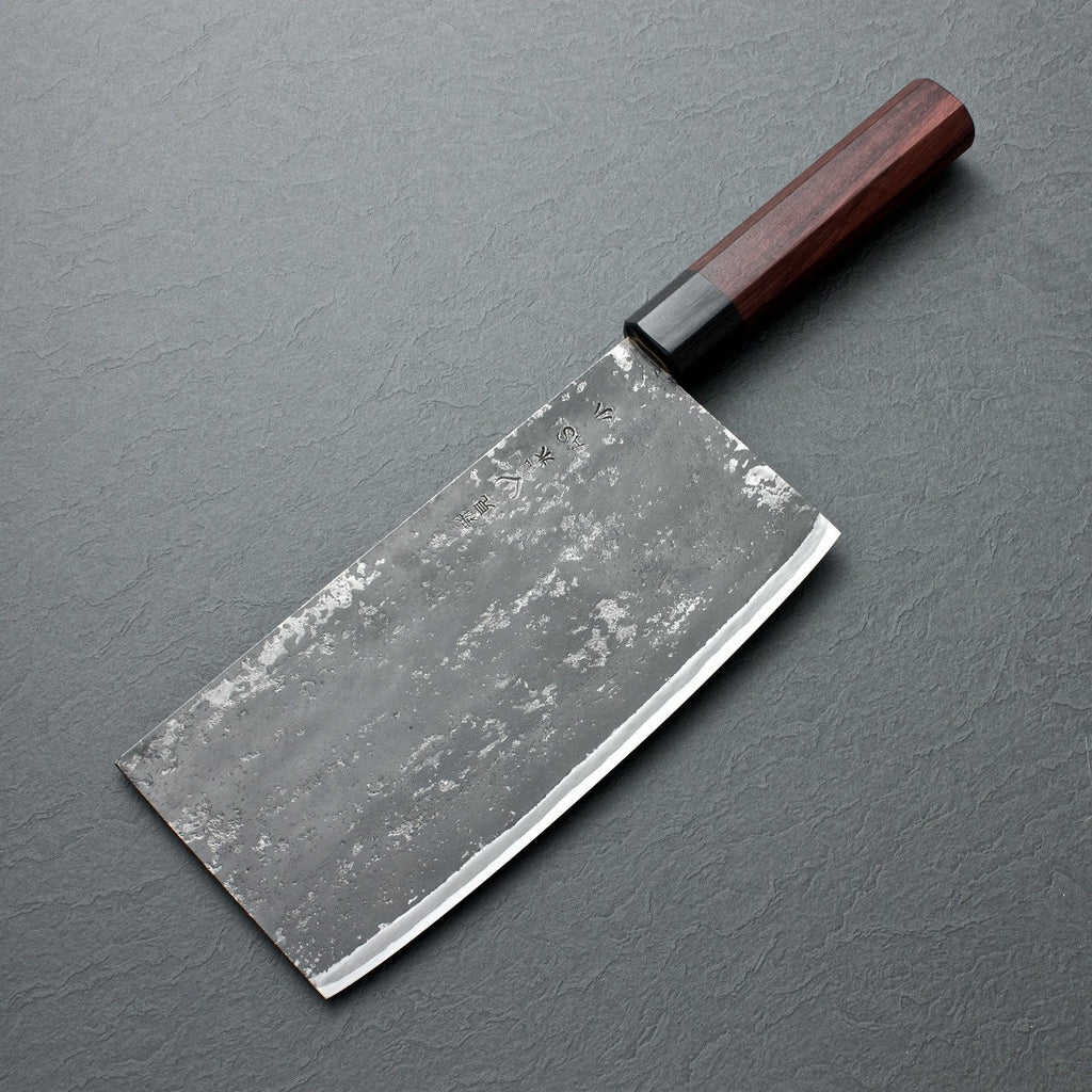 "Takeda Aogami Super Chinese Cleaver Large 240mm (9.4"")"