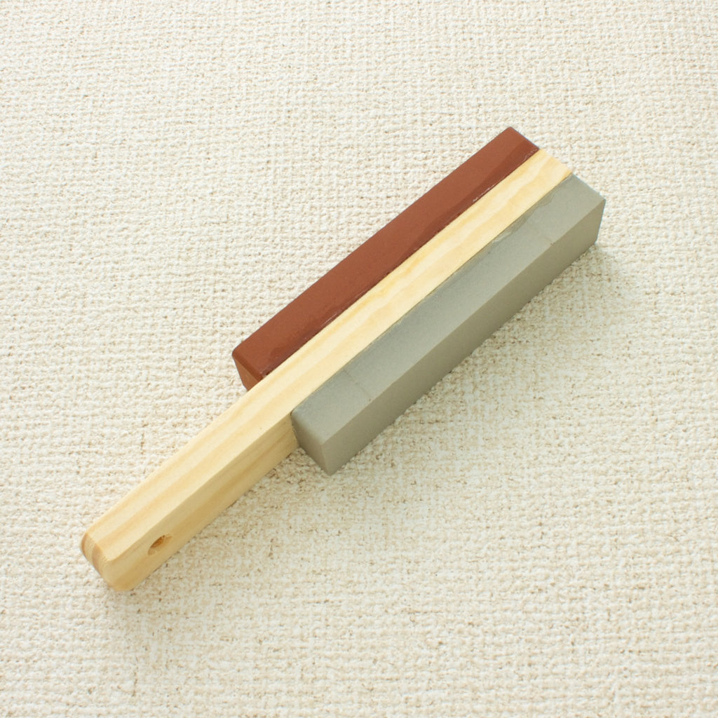 Two Sided Takeda Hand Held Sharpening Stone
