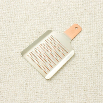 Mini Copper Grater - 6 x 10cm (2.4