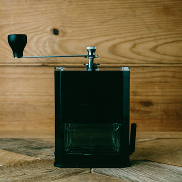 Clear Coffee Grinder