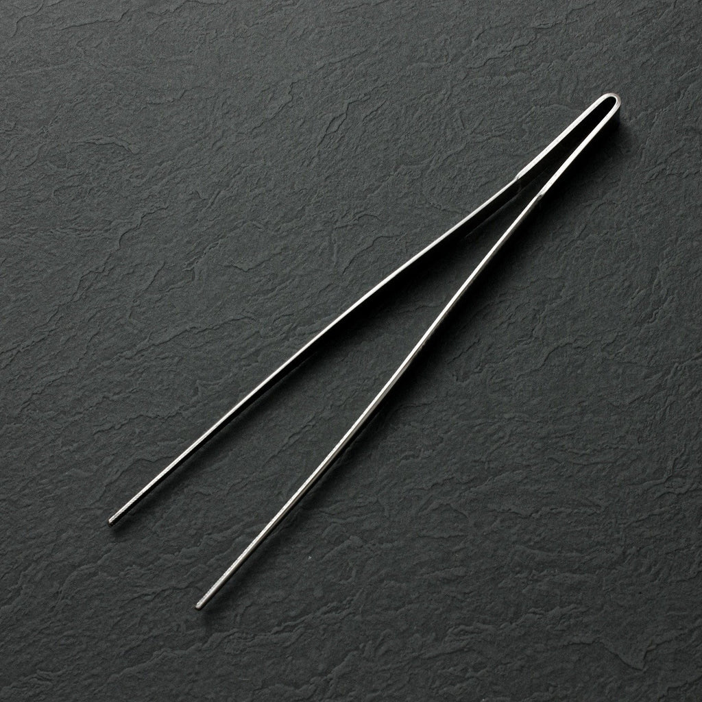 "Non Slip Plating Tweezers - 180mm (7"")"