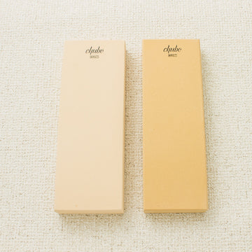 Chubo Two Stone Sharpening Set