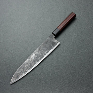 Takeda Aogami Super Sasanoha Gyutou Large 240mm (9.4