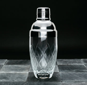 Yarai Glass Cocktail Shaker 500ml / 17 oz